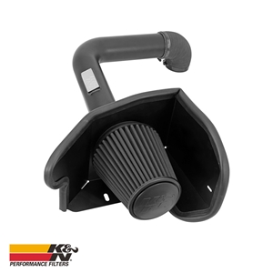 K&N Blackhawk Induction™ Air Intake Systems