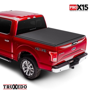 TruXedo Low Profile Roll Up Tonneau Cover Pro X15