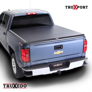 TruXedo Roll Up Truck Bed Tonneau Cover TruXport
