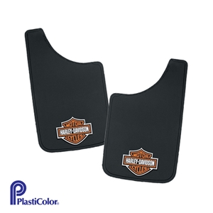 Harley-Davidson EZ-Fit Mud Flaps Splash Guards