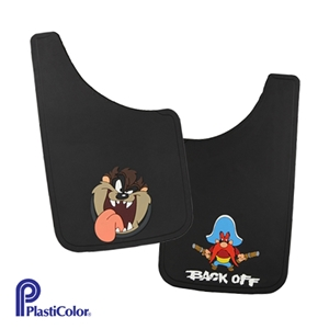 EZ-Fit Mud Flaps Splash Guards - Cartoon Character