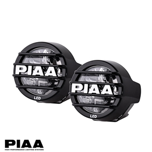 PIAA LP530 LED White Wide Spread Fog Beam Kit