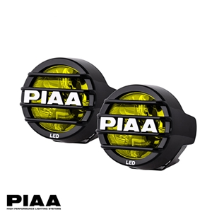 PIAA LP530 LED Ion Yellow Wide Spread Fog Beam Kit