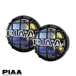PIAA 520 Ion Yellow Driving Halogen Lamp Kit
