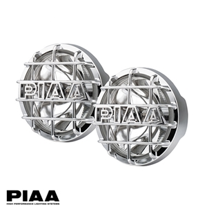 PIAA 520 Chrome SMR Driving XTreme White Plus Halogen Lamp Kit