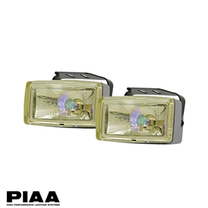 PIAA 2000 Ion Yellow Fog Halogen Lamp Kit