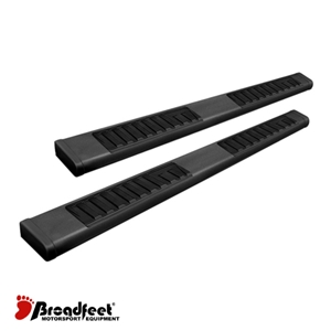 Broadfeet® 6 Black Step Boards