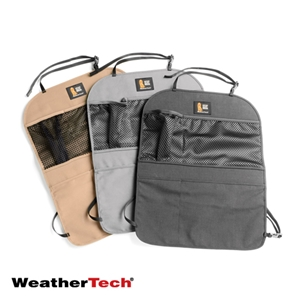 WeatherTech® Seat Back Kick Protector and Organizer
