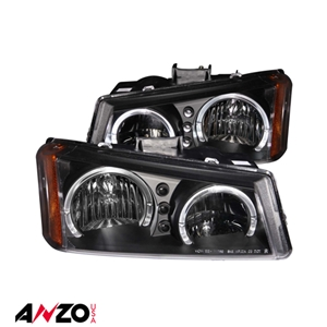 Anzo® Euro Headlights