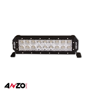 "Anzo® 12"" RUGGED HI-INTENSITY 3W L.E.D OFF ROAD LIGHT (Combo Spot & Flood)"