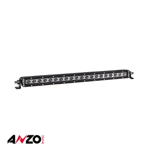 "Anzo® 20"" RUGGED HI-INTENSITY 5W SINGLE ROW L.E.D OFF ROAD LIGHT"
