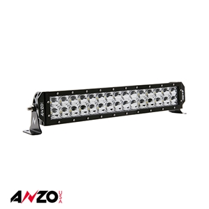 "Anzo® 20"" RUGGED HI-INTENSITY 3W L.E.D OFF ROAD LIGHT (Spot)"
