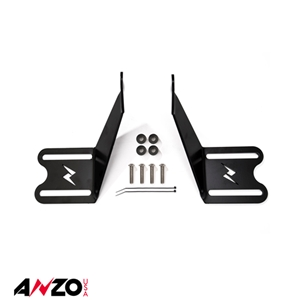 "Anzo® HOOD MOUNTING BRACKETS FOR ANZO 20""-24"" L.E.D LIGHT BAR"