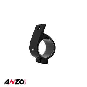 "Anzo® Universal Bar Mount Clamps - 1.5"" (Pair)"