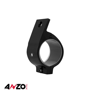 "Anzo® Universal Bar Mount Clamps - 2"" (Pair)"