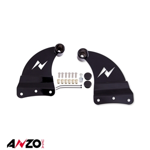 "Anzo® ROOF MOUNT BRACKETS FOR ANZO 52"" L.E.D LIGHT BAR"