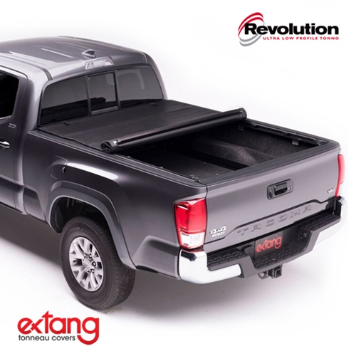 Extang Soft Roll Up Tonneau Cover Revolution