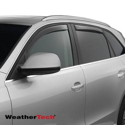 WeatherTech IN-CHANNEL Rain Guards Vent Visors