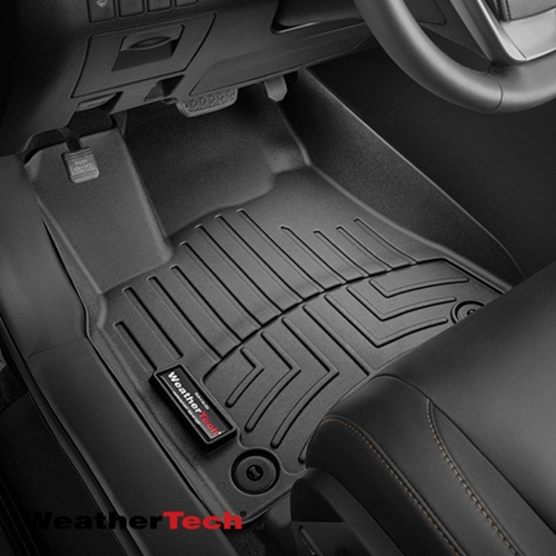 WeatherTech® DigitalFit™ All Weather Floor Mat Liners