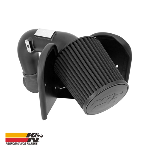 K&N High Performance Cold Air Intake